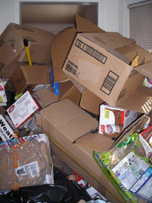 Clean Up Clear Out Junk Removal